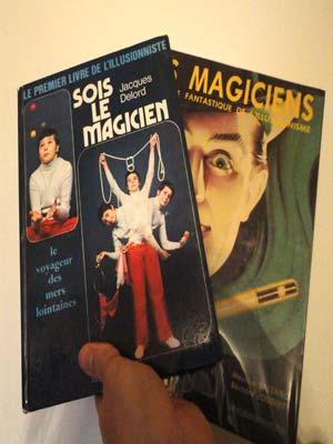 On Offre Des Livres De Magie